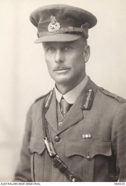 Brigadier General William Grant. H00020